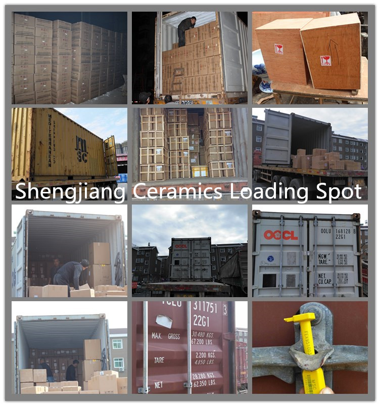 sink-loading-image About Us - shengjiang  ceramic  factory   porcelain art hand basin wash sink