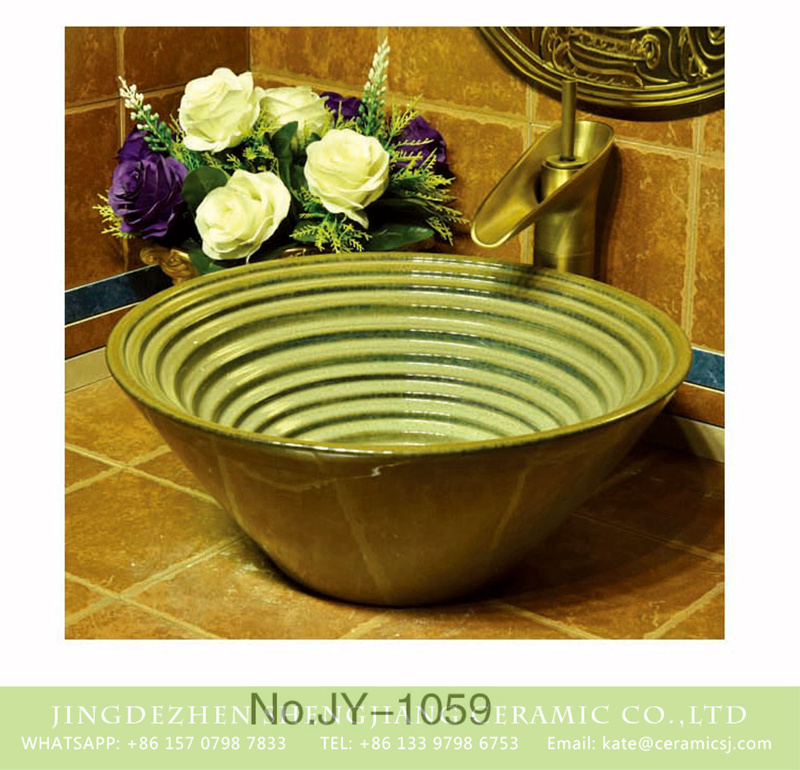 SJJY-1059-13仿古四方盆_14 China high quality antique ceramic wash basin    SJJY-1059-13 - shengjiang  ceramic  factory   porcelain art hand basin wash sink