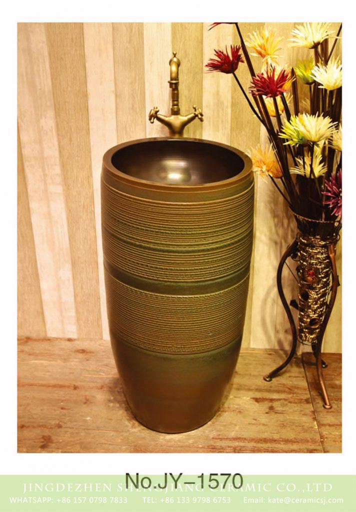 SJJY-1570-72仿古一体盆_05-712x1024 SJJY-1570-72  China traditional high quality ceramicone piece freestanding basin - shengjiang  ceramic  factory   porcelain art hand basin wash sink