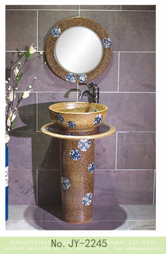 SJJY-2245-30柱盆_12-670x1024 SJJY-2245-30  High quality ceramic with blue and white device column basin - shengjiang  ceramic  factory   porcelain art hand basin wash sink
