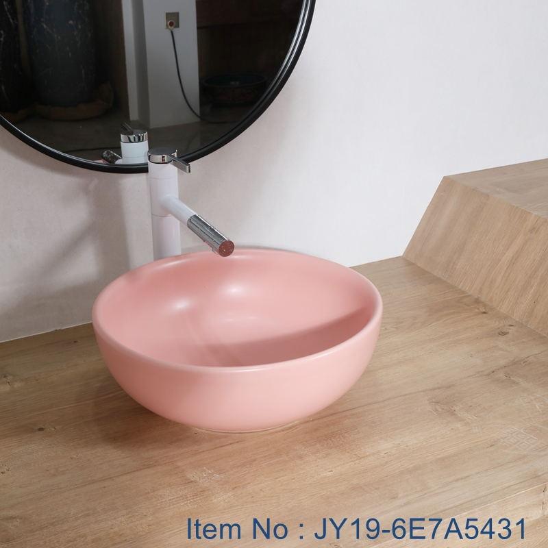 JY19-6E7A5431_看图王 JY19-6E7A5431 Chinese modern new style factory direct wholesale ceramic washbasin - shengjiang  ceramic  factory   porcelain art hand basin wash sink