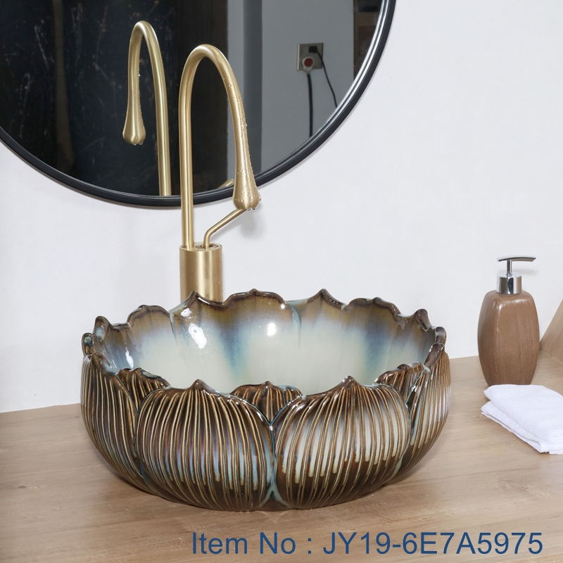 JY19-6E7A5975_看图王 JY19-6E7A5975  Jingdezhen high quality modern vanity art ceramic sink - shengjiang  ceramic  factory   porcelain art hand basin wash sink