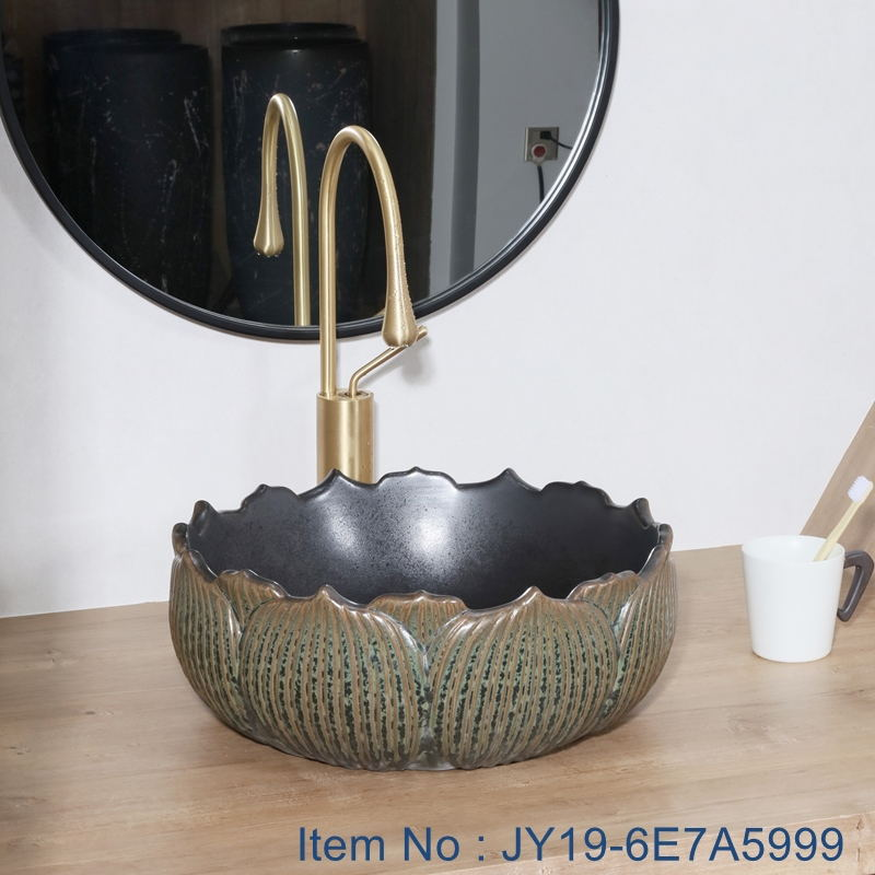 JY19-6E7A5999_看图王 JY19-6E7A5999 New produced Jingdezhen Jiangxi typical floral art ceramic sink - shengjiang  ceramic  factory   porcelain art hand basin wash sink