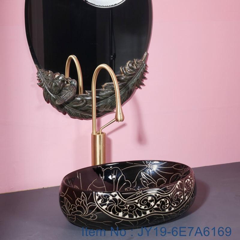JY19-6E7A6169_看图王 JY19-6E7A6169 Jingdezhen modern vanity art ceramic - shengjiang  ceramic  factory   porcelain art hand basin wash sink