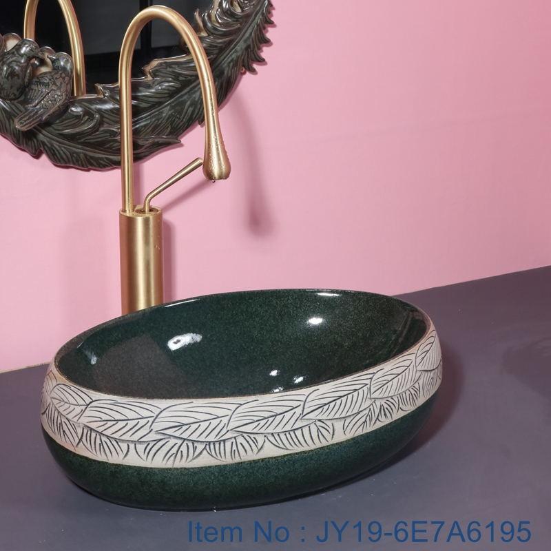 JY19-6E7A6195_看图王 JY19-6E7A195 New produced Jingdezhen Jiangxi typical  art ceramic sink - shengjiang  ceramic  factory   porcelain art hand basin wash sink