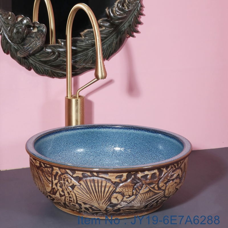 JY19-6E7A6288_看图王 JY19-6E7A6288 New produced Jingdezhen Jiangxi typical art ceramic sink - shengjiang  ceramic  factory   porcelain art hand basin wash sink