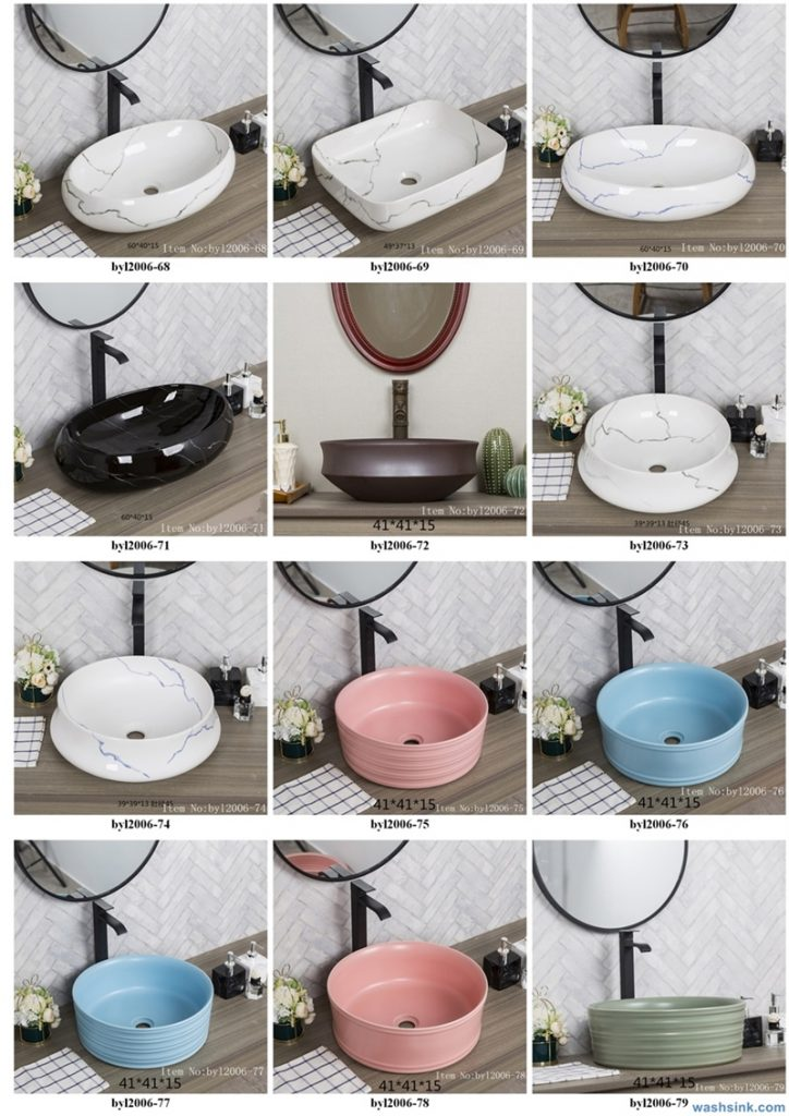 2020-VOL01-jingdezhen-shengjiang-ceramic-art-basin-washsink-brochure-LJ-YR-BYL-JUNY-006-724x1024 Two wash basin catalogues produced by Shengjiang Ceramics Company will be released in 2020.9.14 - shengjiang  ceramic  factory   porcelain art hand basin wash sink