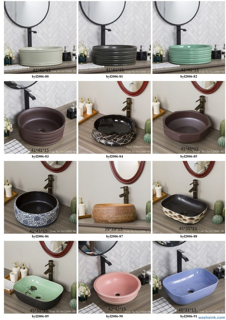 2020-VOL01-jingdezhen-shengjiang-ceramic-art-basin-washsink-brochure-LJ-YR-BYL-JUNY-007-724x1024 Two wash basin catalogues produced by Shengjiang Ceramics Company will be released in 2020.9.14 - shengjiang  ceramic  factory   porcelain art hand basin wash sink
