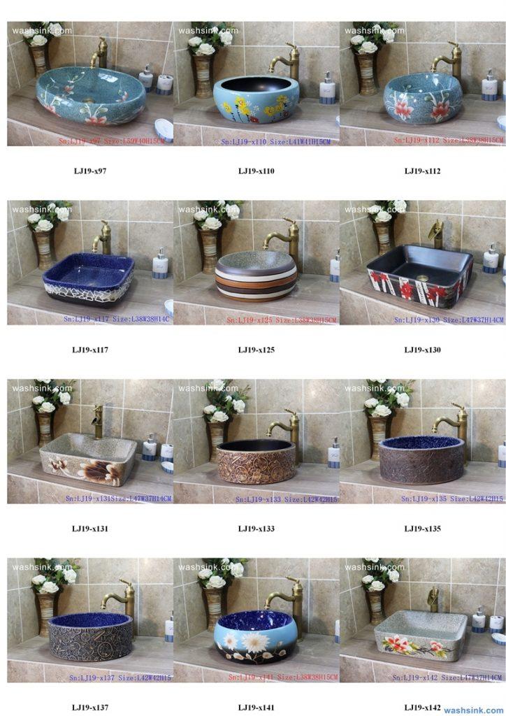2020-VOL01-jingdezhen-shengjiang-ceramic-art-basin-washsink-brochure-LJ-YR-BYL-JUNY-024-724x1024 Two wash basin catalogues produced by Shengjiang Ceramics Company will be released in 2020.9.14 - shengjiang  ceramic  factory   porcelain art hand basin wash sink