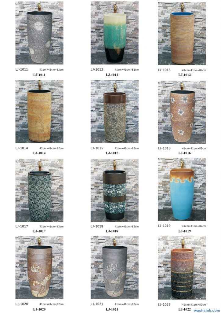 2020-VOL01-jingdezhen-shengjiang-ceramic-art-basin-washsink-brochure-LJ-YR-BYL-JUNY-034-724x1024 Two wash basin catalogues produced by Shengjiang Ceramics Company will be released in 2020.9.14 - shengjiang  ceramic  factory   porcelain art hand basin wash sink