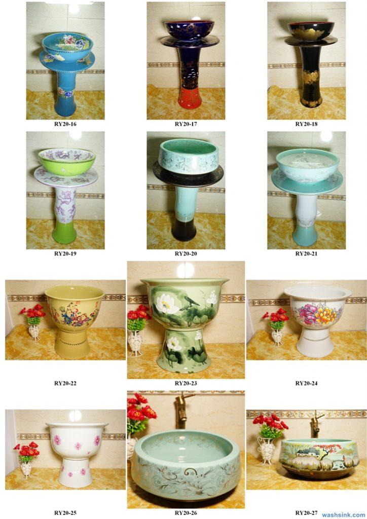 2020-VOL01-jingdezhen-shengjiang-ceramic-art-basin-washsink-brochure-LJ-YR-BYL-JUNY-077-724x1024 Two wash basin catalogues produced by Shengjiang Ceramics Company will be released in 2020.9.14 - shengjiang  ceramic  factory   porcelain art hand basin wash sink