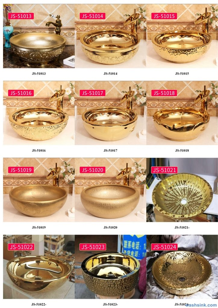 2020-VOL02-jingdezhen-shengjiang-ceramic-art-basin-washsink-brochure-JS-047-724x1024 Two wash basin catalogues produced by Shengjiang Ceramics Company will be released in 2020.9.14 - shengjiang  ceramic  factory   porcelain art hand basin wash sink